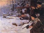 """W. Kossak """"Orlęta Lwowskie"""""""